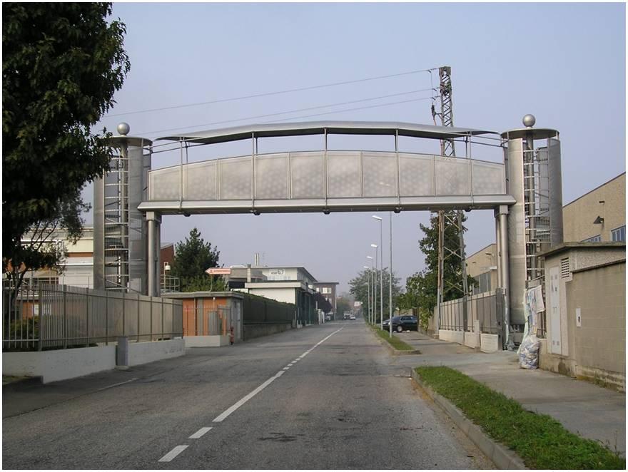 Progettazione ponte in acciao